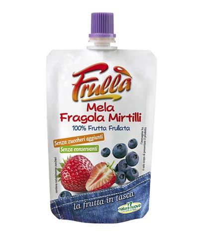 FRULLA' DOIP MIRTILLI FRAGOLA18X100GR NN