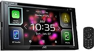JVC 2-DIN AV Receiver KW-V940BWM Wireless Screen Mirroring