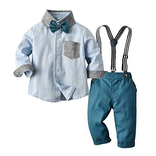 Opiniones de Pantalones de traje para Niño los más recomendados. 7