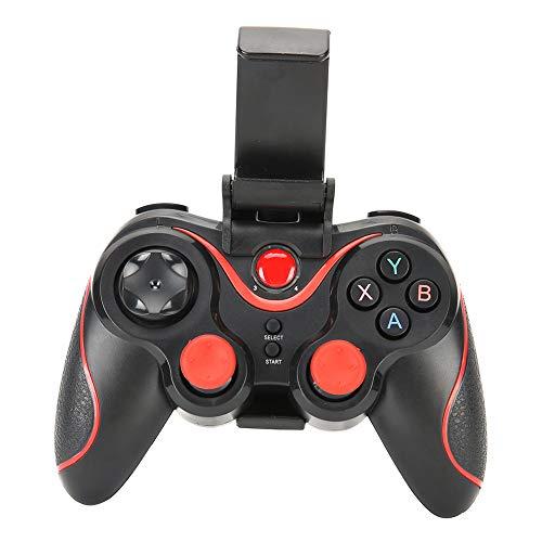 Controller di Gioco senza fili Bluetooth Gamepad Joystick Mobile Game Controller con Clip Telefono per PUBG/Call of Duty/Fortnite Compatibile con Android PC TV Box Windows 7/8/10