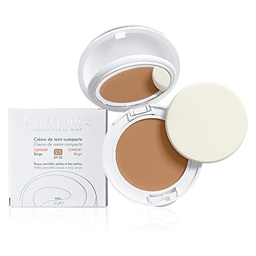 Avene maquillaje en crema, FPS 30 Beige 2.5, 10 g