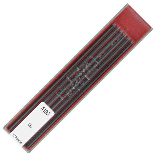 Koh-I-Noor Bleistiftminen - 2 mm - Bleistift Minen - F - KOH-I-NOOR Graphitminen, 419000F013PK