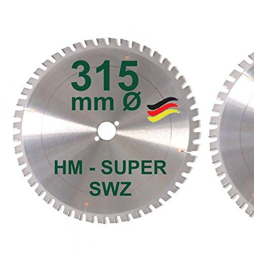 HM Kreissägeblatt 315 x 30 Z= 48 SWZ...