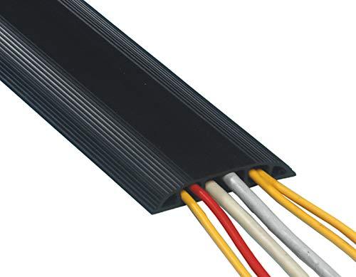 Dataflex Passage de 10 câbles 1.5m noir