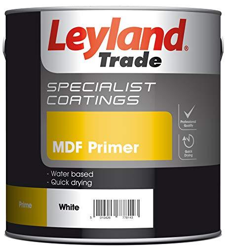 Leyland 308452 Speciality MDF Grundierung, weiß, 0,75 mm