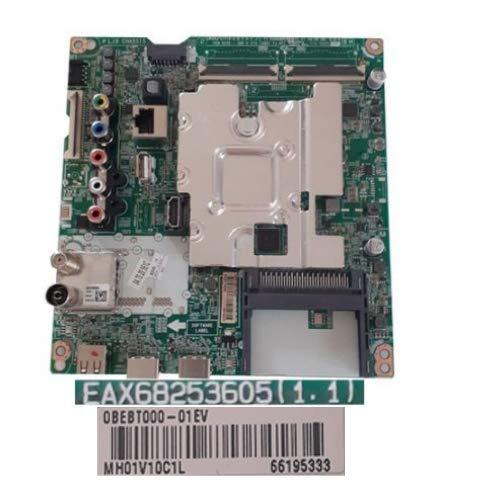 Desconocido Placa Main EAX68253605(1.1), 0BEBT000-01EV, LG 43UM7400PLB