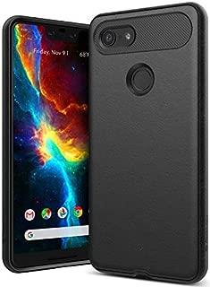 Caseology Vault for Google Pixel 3 XL Case (2018) - Rugged Matte Finish - Black