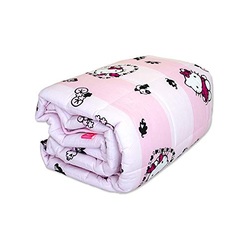 THEAILATI Tagesdecke Hello Kitty 1 quadratisch...