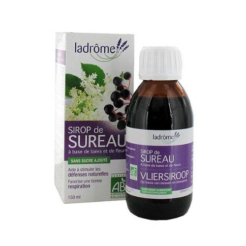 Ladrôme - Sirop De Sureau - 150 ML