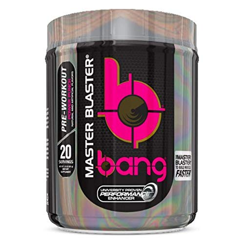 Vpx Bang Pre-Workout Master Blaster, Power Punch