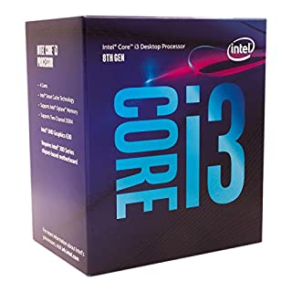 Intel BX80684I38100 Cpu Processore, Argento (B0759FTRZL)   Amazon price tracker / tracking, Amazon price history charts, Amazon price watches, Amazon price drop alerts