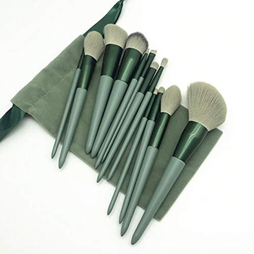 Skorpion Make-up-Pinsel-Set, 13 Stück, schnelltrocknend, weiches Haar, weiches Haar, loses Puder, Rouge, Pinsel Make-up
