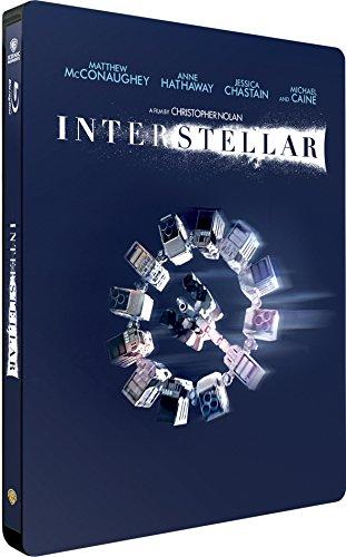 Interstellar Iconic Moments Steelbook (exklusiv bei Amazon.de) [Blu-ray]