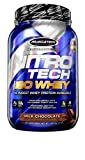 MuscleTech NitroTech Iso Whey Isolate Protein Powder, 25g of Whey Protein Per Scoop - The Purest...