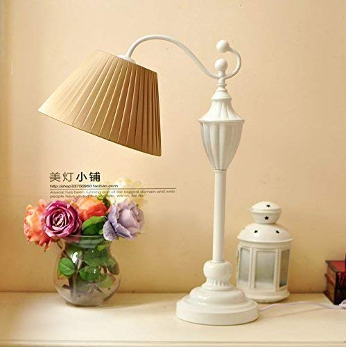 Family Utility Tischlampe-Schlafzimmer Scheinwerfer Continental Mix Literatur und Art-Deco-Lampen, The Shek Blue, T-D, Kaffee