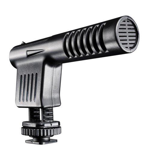 Walimex Pro Richtmikrofon für DSLR Kamera/Camcorder