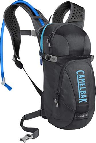 CamelBak Magic 70 oz, color gris oscuro / azul claro, tamaño 5 + 2 Liter
