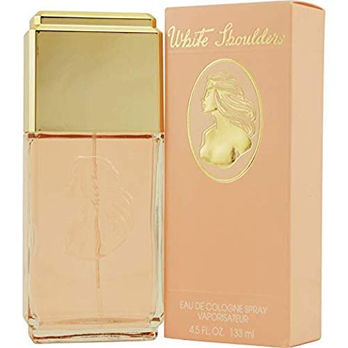 WHITE SHOULDERS by Evyan Women's Cologne Spray 4.5 oz - 100% Authentic