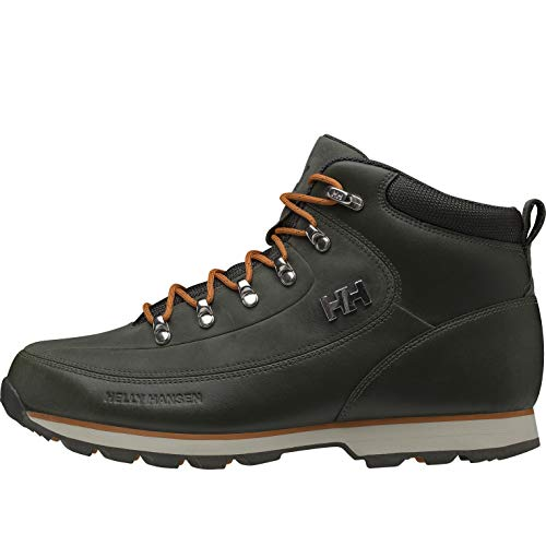 Helly Hansen The Forester, Botas de Senderismo Hombre, Verde (Forest Night/Marmelade/489), 41...