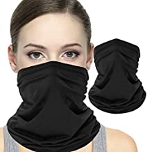 Neck Gaiter Face Mask Bandana Cooling Cycling Half Face Mask Motorcycle Headwear Neck,UV Protection Breathable Face Scarf for Motorcycling Cycling Hiking Camping Climbing Fishing