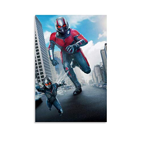 DRAGON VINES Poster, Motiv: Ant-Man And The Wasp Save The World, 60 x 90 cm