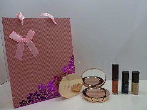 cyber Monday sale ~ No710PC cofanetto di bellezza free Gift avvolto set regalo per lei + free anello di cristallo in confezione regalo