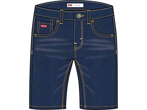 Levi's Kids Lvb Lt Wt 510 Embroiderd Short Shorts Garçon Bleu 14 ans
