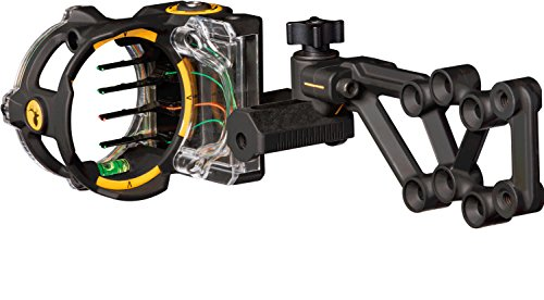 Trophy Ridge AATS0014R19 React H4 Bow Sight, Black
