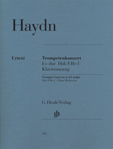 Konzert Es-Dur Hob 7e:1. Trompete, Klavier