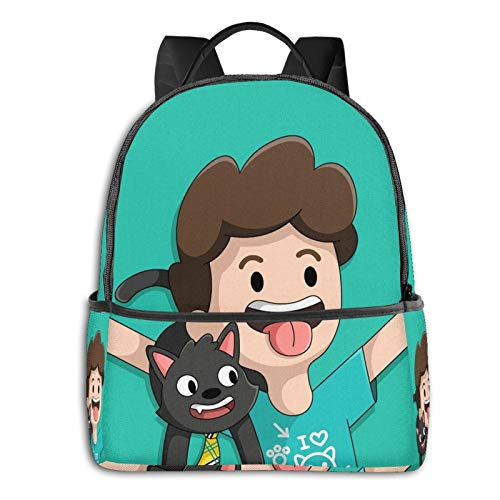 Denis Daily'S Life Multifunctional Backpack, Student Backpack, Computer Bag, Travel Backpack, Leisure Bag For Men And Women