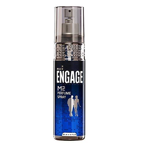 Perfume en espray para hombre Glamorous Hub (M2, 120 ml) - Juego de 2