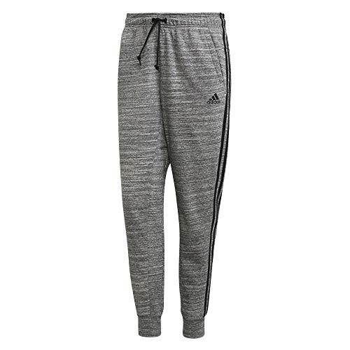 adidas Damen Trainingshose Must Have Heather Pant Black/Off White/Black XXL