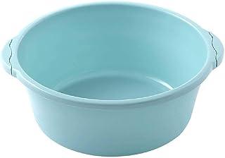 N\C Hushåll vuxen tvättställ plast stor tvätthubb baby student fotbad [RAndom Color]