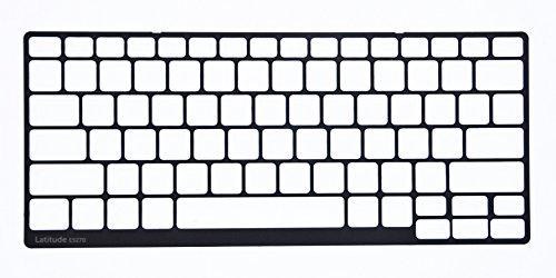 Dell Latitude E5270 US International Keyboard Shroud Surround Lattice Bezel XC9WF