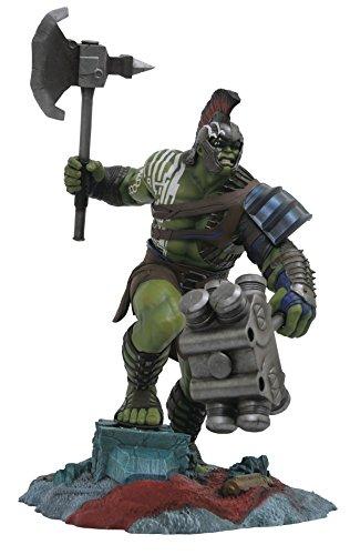 DIAMOND SELECT TOYS Marvel Gallery: Thor Ragnarok Hulk PVC Vinyl Figure, 12 inches, Model:AUG172642
