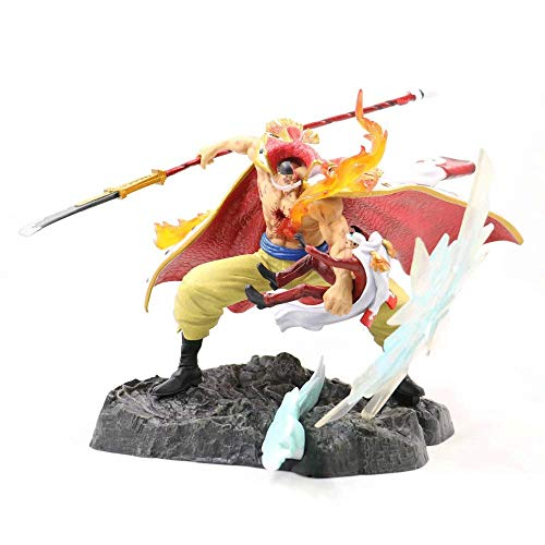 NAMFSR One Piece GK White Beard Vs. Red Dogs Furious Daddy On Top Figure Figure Figure Decoration Model Figure Figure Figure Figure Decoration Desktop Decoration Anime