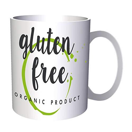 Gluten Free Organic Product 330 ml taza ff877
