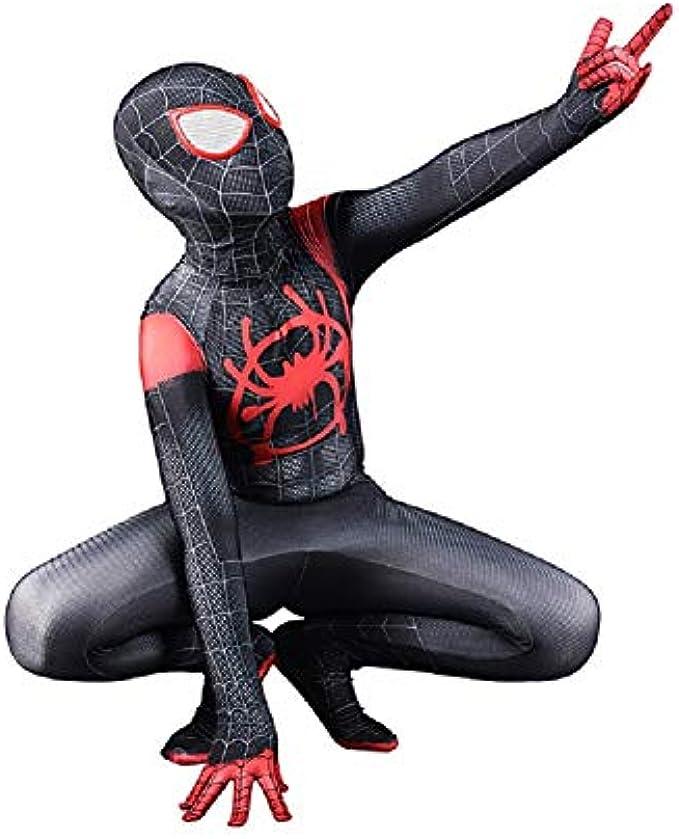 HOE-SPANDEX RELILOLI Into The Spider Costume