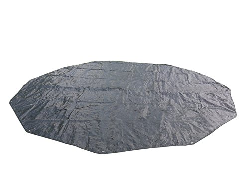 DANCHEL Tienda Huella Mat tarps Bell Tienda campaña