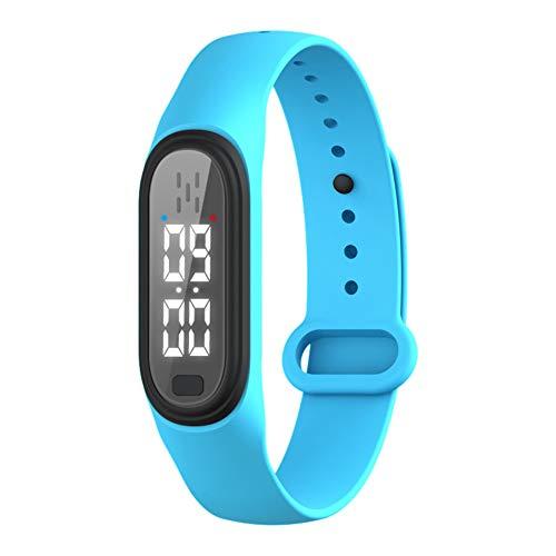 Mückenschutz Armbänder, Ultraschall-Mückenschutz-Uhr Elektronische Anti-Mücken-Armband-Armbänder mit USB-Aufladung, digitale Armbanduhr Moskito-Schutz-Armband für Erwachsene Kinder