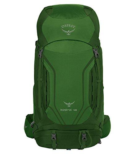 Osprey Packs Kestrel 48 Backpack, Jungle Green, Medium/Large
