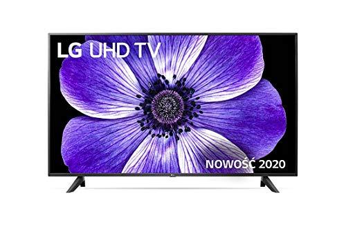 LG 70UN70703 TELEVISOR 4K, Negro, Estandar