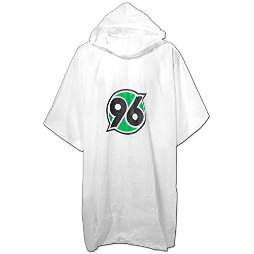 Hannover 96 regenponcho met capuchon/regenbescherming logo 96