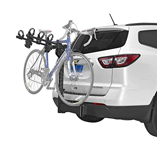 SportRack Ridge Swing 4 Bike Hitch Bike Rack , Black