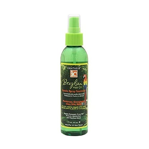 Fantasia IC Traitement Spray Huile de Kératine Brasilia 178 ml