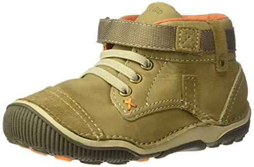 Stride Rite SRTech Garett Boot (Toddler), Brown, 6 W US Toddler