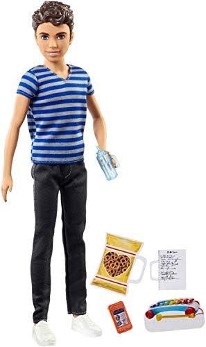 Barbie Skipper Babysitters Inc. Skipper Babysitting Boy Doll with Phone and Baby Bottle