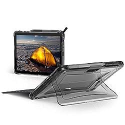 Coque de protection haute qualité pour Surface Pro UAG Transparente Gris