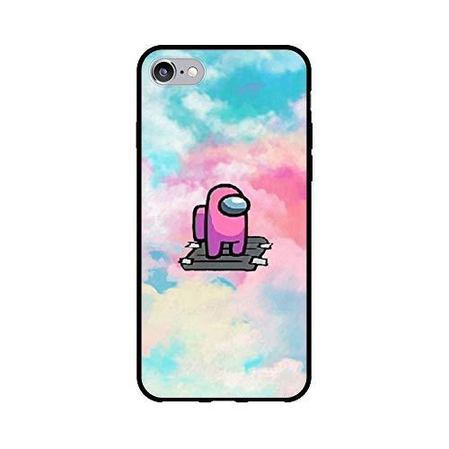 通用 iPhone 6 Plus / 6S Plus Funda Carcasa Suave Silicona Case Cover para Apple iPhone 6 Plus / 6S Plus (MG7)