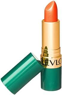 Revlon Moon Drops Lipstick, Frost, 24K Orange 706, 0.15 Ounce